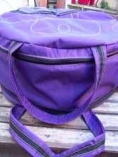 housse pour titouan billon purple sur mesure