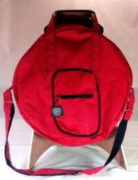 stock - Sac tambourin rouge (1)